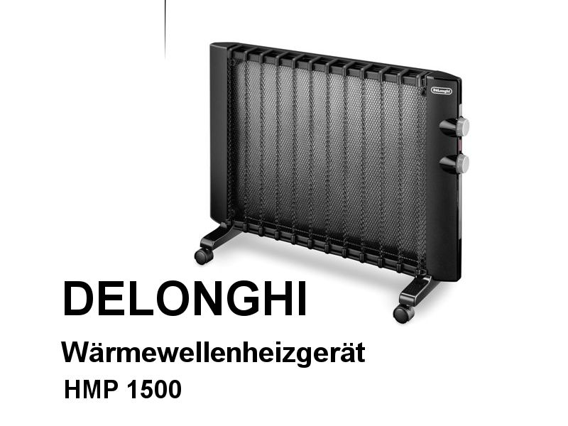 delonghi w rmewellenheizger t hmp 1 kuechenmaschine. Black Bedroom Furniture Sets. Home Design Ideas
