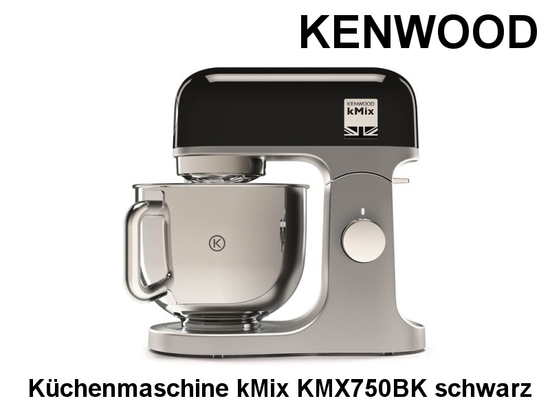 kenwood k chenmaschine kmix kmx750b kuechenmaschine. Black Bedroom Furniture Sets. Home Design Ideas